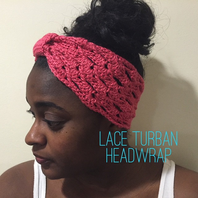 Have you ordered a lace turban headband yet? www.hooksmart.etsy.com They're…