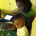 Mamademics Personified: Mommy and Me Monday