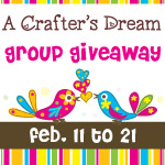 Hook Smart Giveaway: Crafter's Dream Giveaway