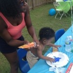 Mommy and Me Monday: Birthday Party Fun