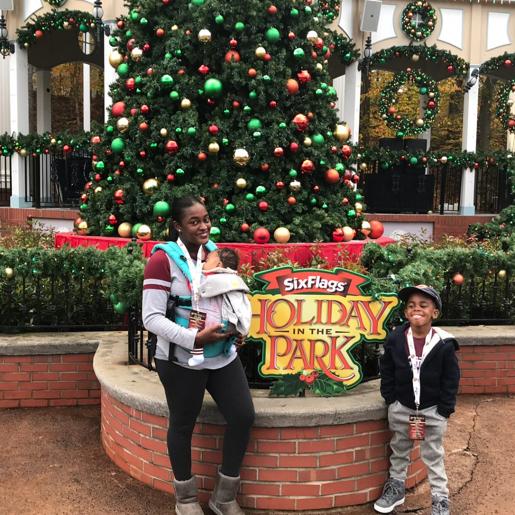 Spending some much needed family time at HolidayinthePark Thank youhellip