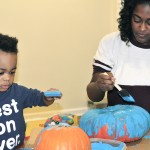 Mommy and Me Monday: Raising an Advocate and Pumpkin Carving
