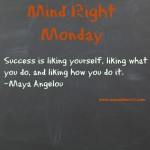 Mind Right Monday: November Goals