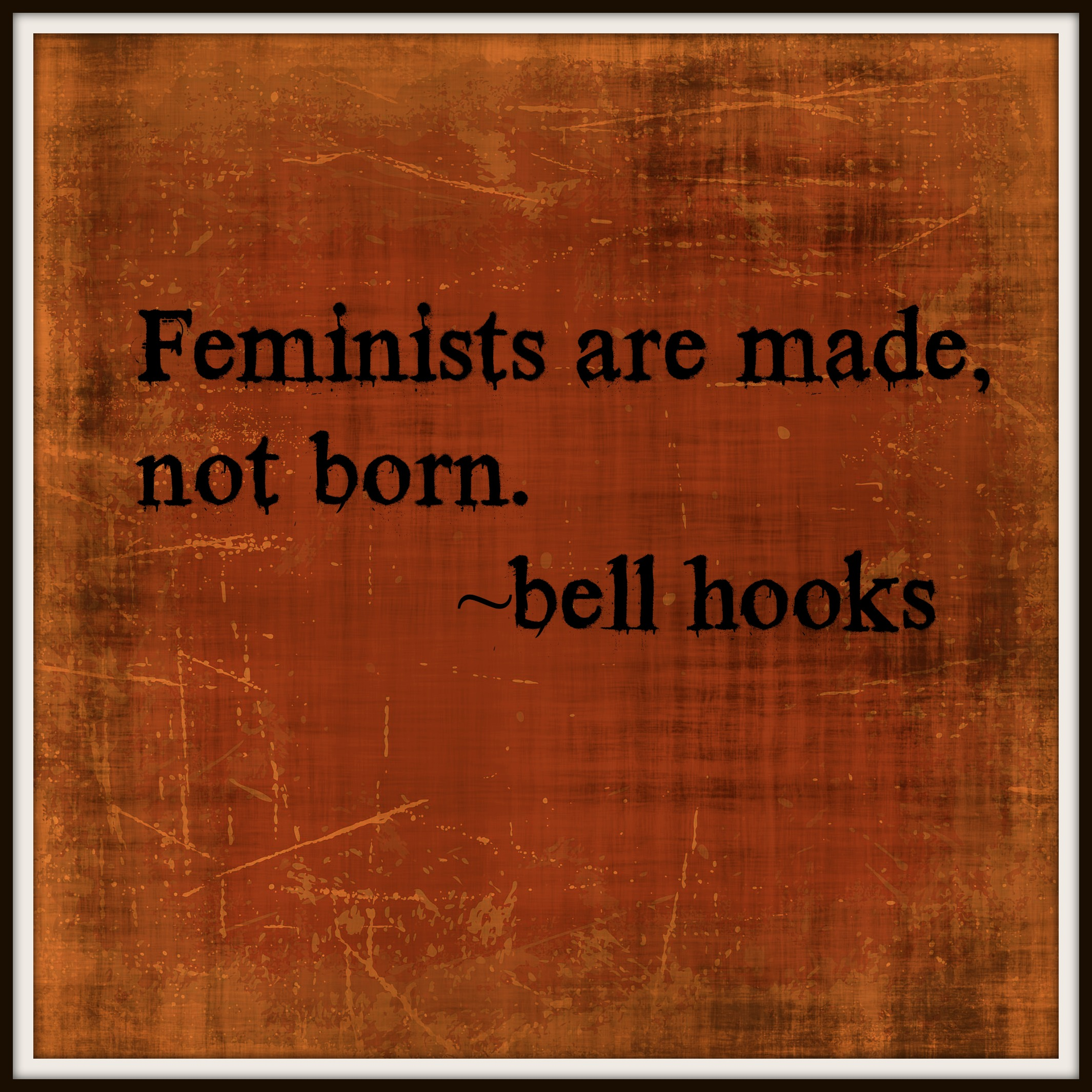 bell hooks essays love Related essays: english sexism and misogyny view paper love got to do with it i'd like to start this essay out by saying that i agree with bell hook's critical examination of the piano.
