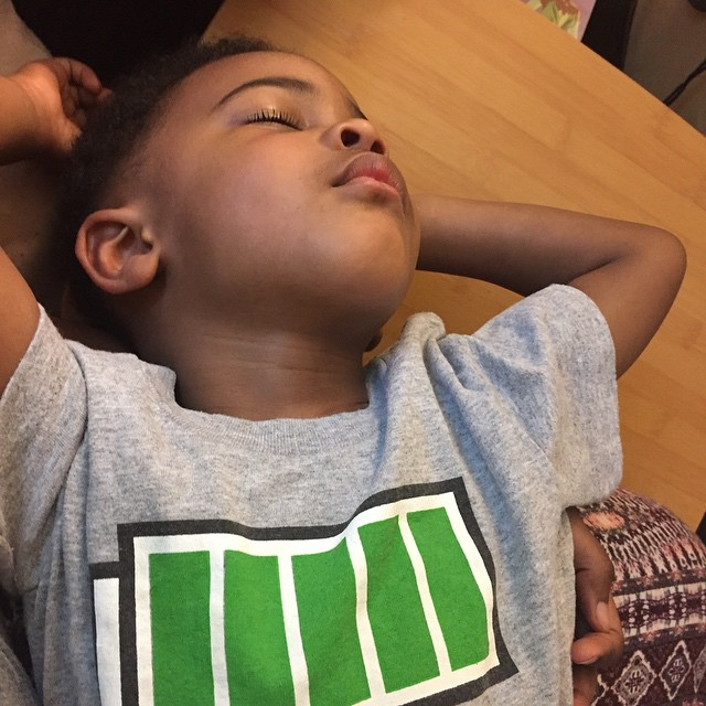 But he wasn't tired... #gotosleepchild #yougonmissthesenapsoneday