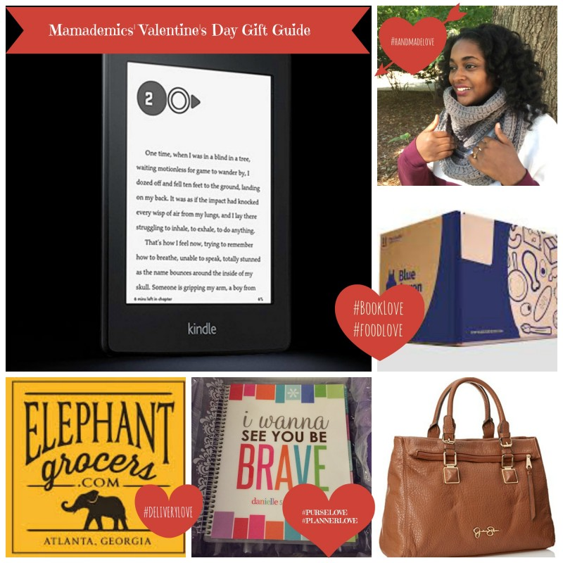 Mamademics VDay Gift Guide