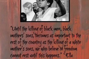 Ella Baker and Deja Vu–51 Years Later