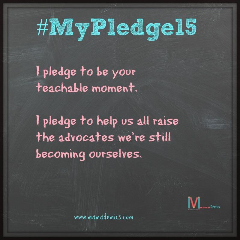 MyPledge15