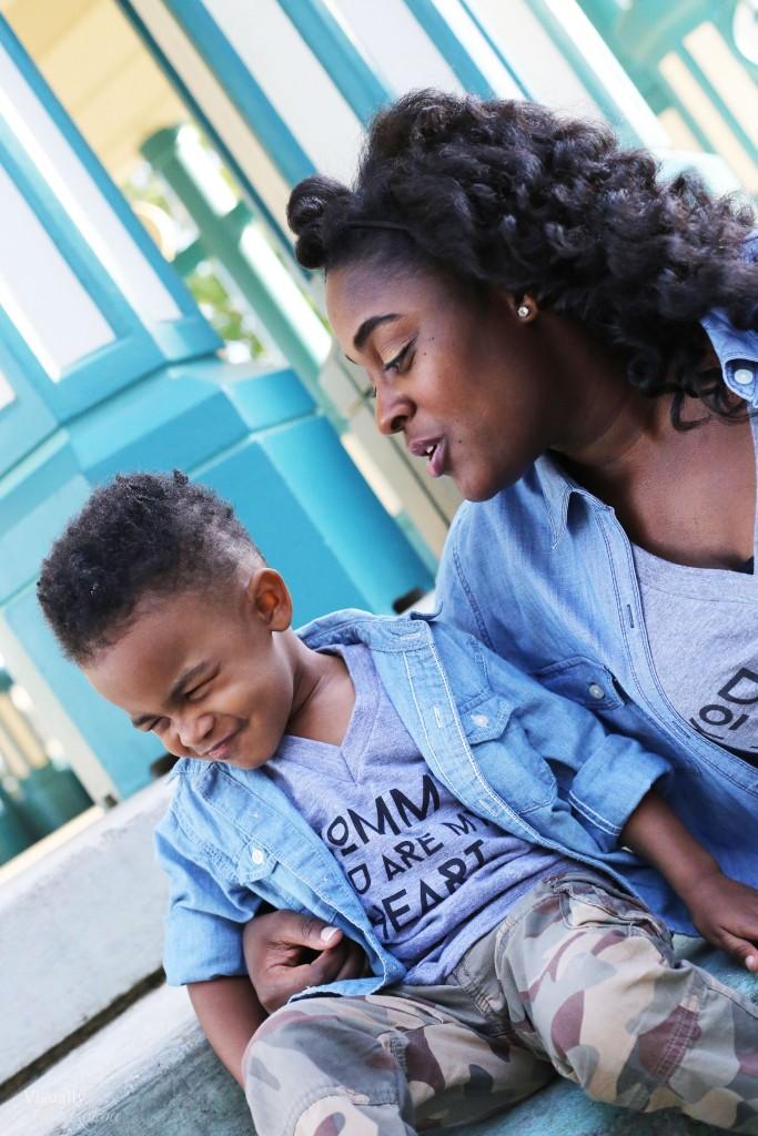 Mother's Day Photoshoot 2014 | Mamademics | Kokoa Magazine