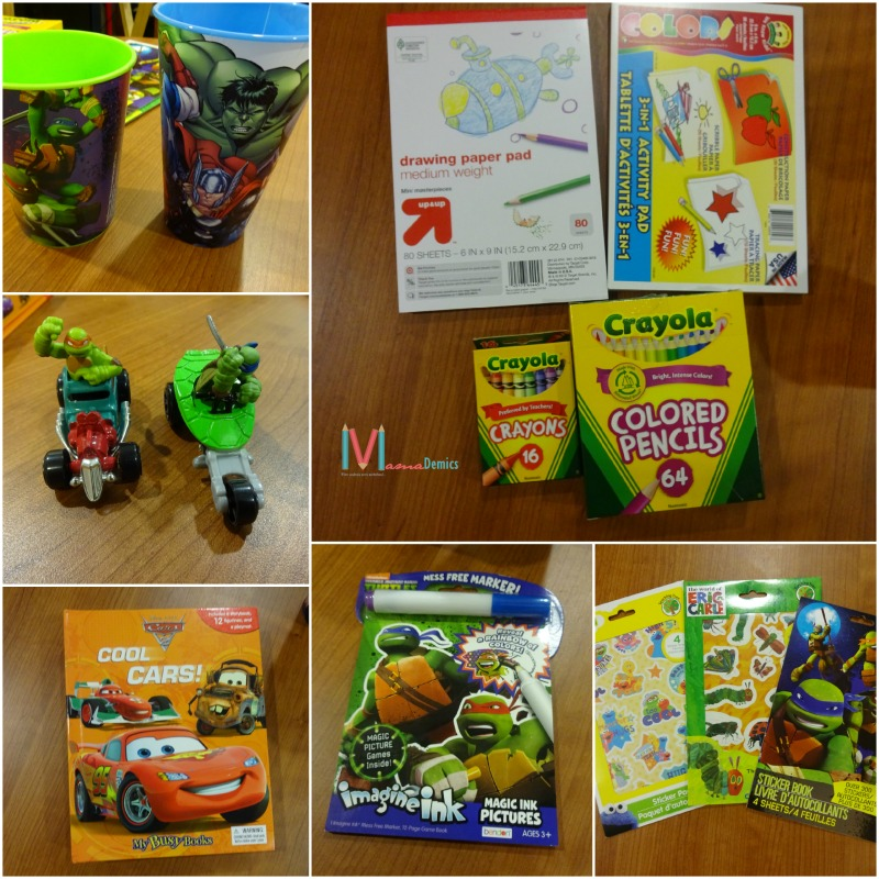 Toddler Road Trip Box w/ Video