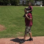 A Legacy in the Making | Father and Son Photoshoot at Morehouse College