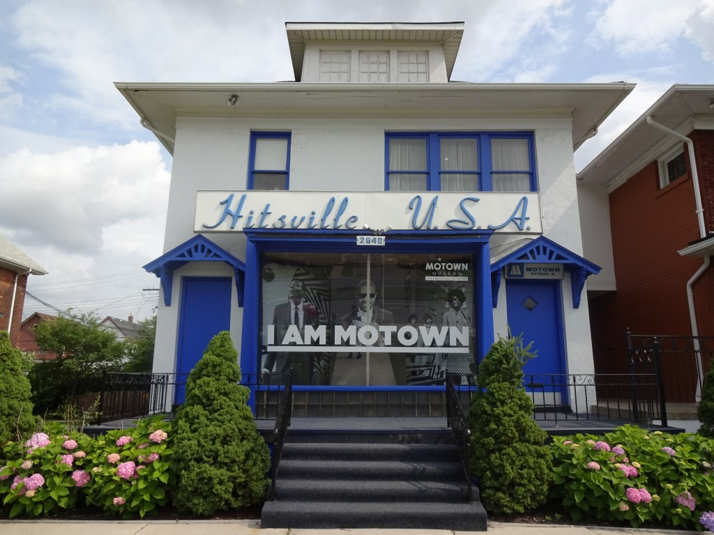 Mamademics | 10 Places to Visit in the Detroit/Ann Arbor Area | Motown Museum