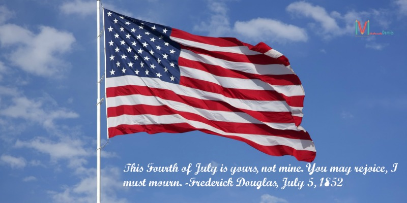 What to a Black American is the Fourth of July?
