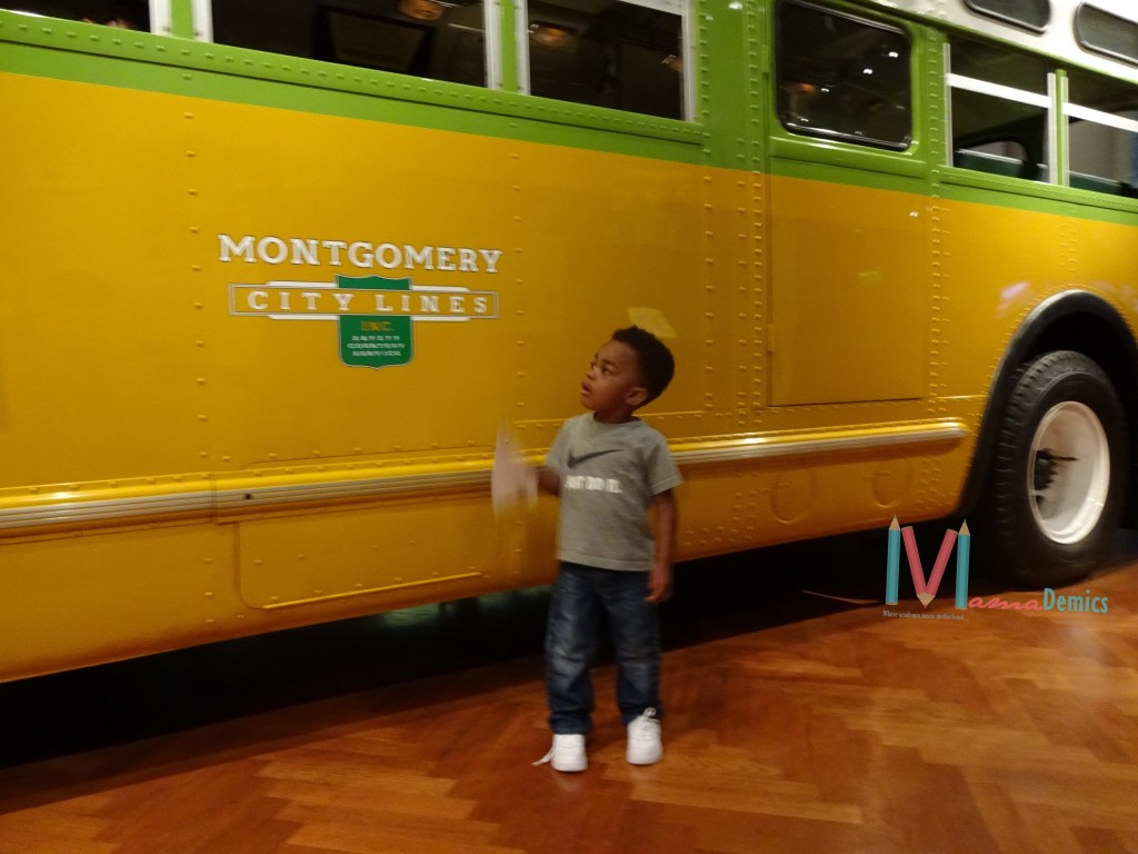 Mamademics | What to the Slave is the Fourth of July? | Henry Ford Museum | Rosa Parks
