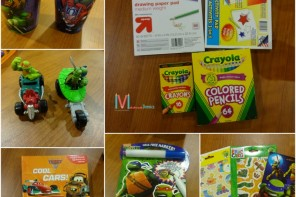 Toddler Road Trip Box Unboxing Sesame Style w/ Video