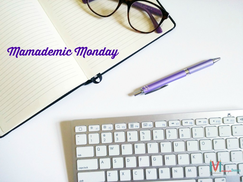 Mamademic Monday | Dissertation Frustration