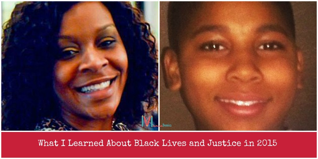What I Learned About Black Lives Mattering and Justice in 2015