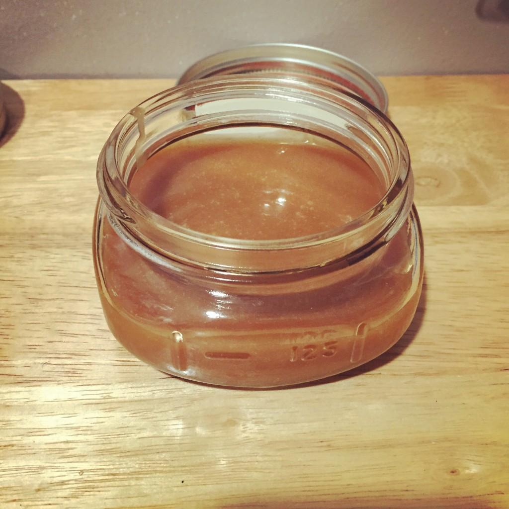Mamademics-Homemade-Caramel-Sauce