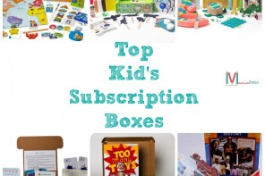 Top Kid's Subscription Boxes to Help You Survive Summer Break