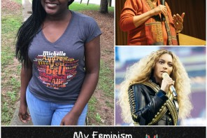 My Feminism Is bell hooks and Beyoncé