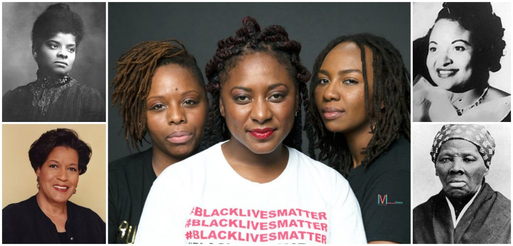 Black-Women-Activists-Feminists-Black-Lives-Matter
