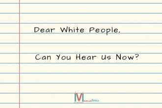 Dear White People, Can You Hear Us Now
