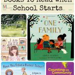 Five Elementary Age Books To Read When School Starts