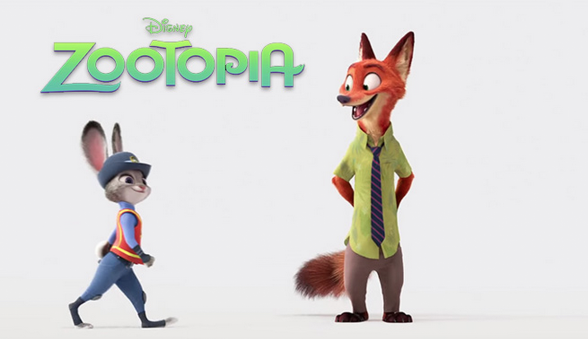 A Real Articulate Fellow: Active and Embedded Forms of Privilege in Disney's Zootopia (Guest Post)