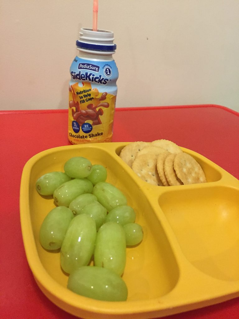 Pediasure-Sidekicks-After-School Snacks