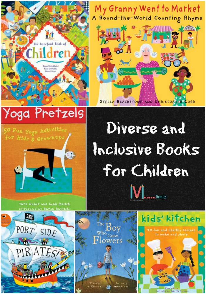 Give The Gift Of Diversity And Inclusiveness With Barefoot Books