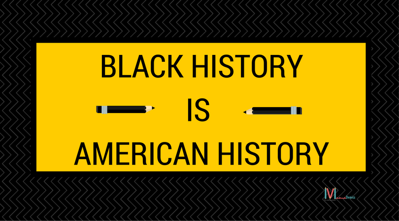 picture relating to Black History Month Quiz Printable called BHIAH: Black Record Is American Background