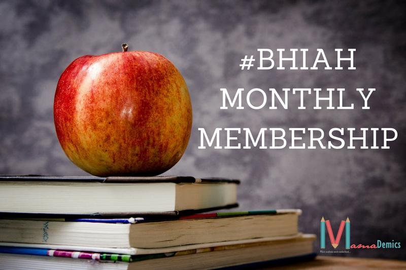 mamademics-bhiah-monthly