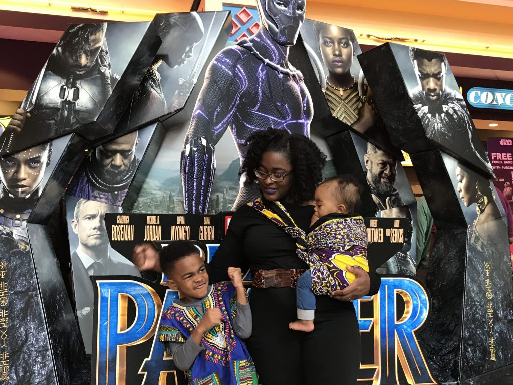 Black Panther Is The Superhero America Needs