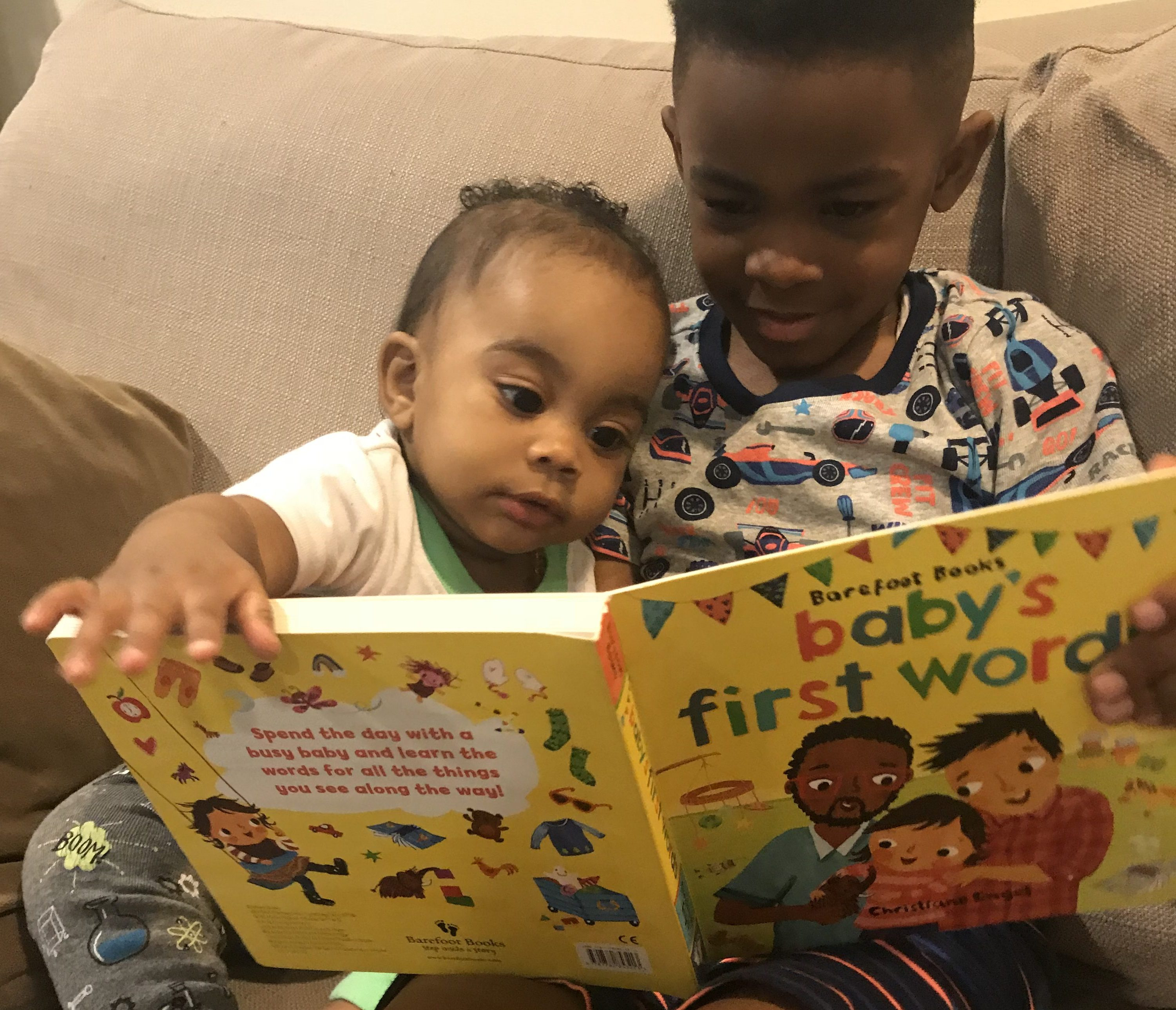 7 diverse board books for babies and toddlers